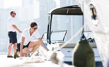 Sydney Harbour Boat Storage